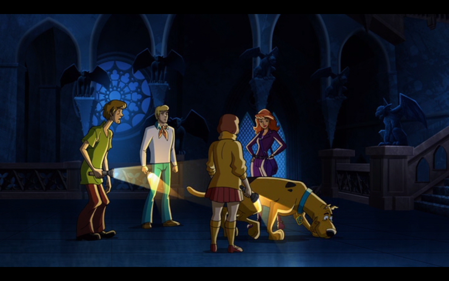 Scooby-Doo! and the Curse of the 13th Ghost (2019) Online Subtitrat in Romana