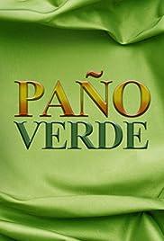 Paño verde Poster