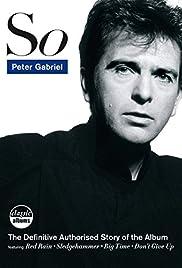 Peter Gabriel: So Poster