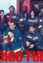 Código fuego Poster