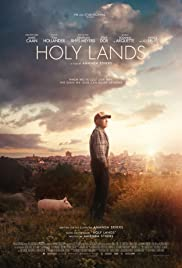 Holy Lands Poster