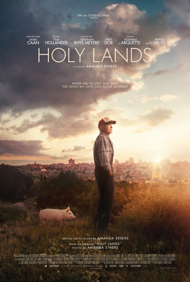 Holy Lands (2018) WEBRip 720p & 1080p