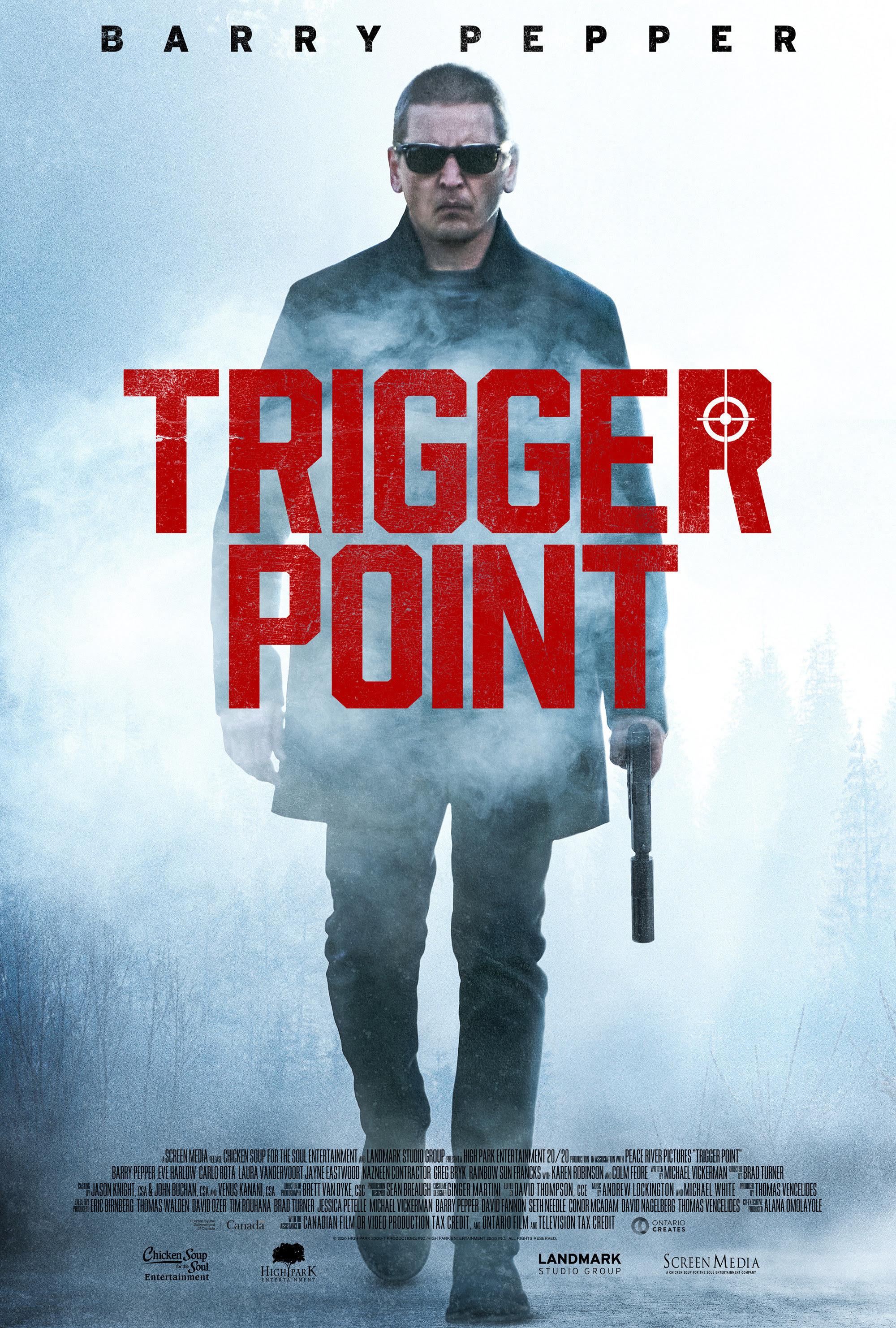Trigger Point (2021) - IMDb