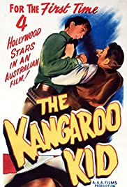 The Kangaroo Kid Poster