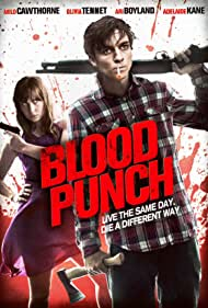 Olivia Tennet and Milo Cawthorne in Blood Punch (2014)