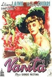 Vanità Poster