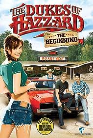Willie Nelson, Jonathan Bennett, Randy Wayne, and April Scott in The Dukes of Hazzard: The Beginning (2007)