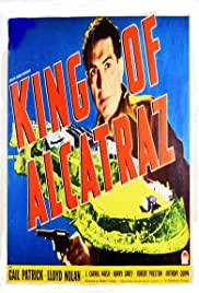 King of Alcatraz Poster
