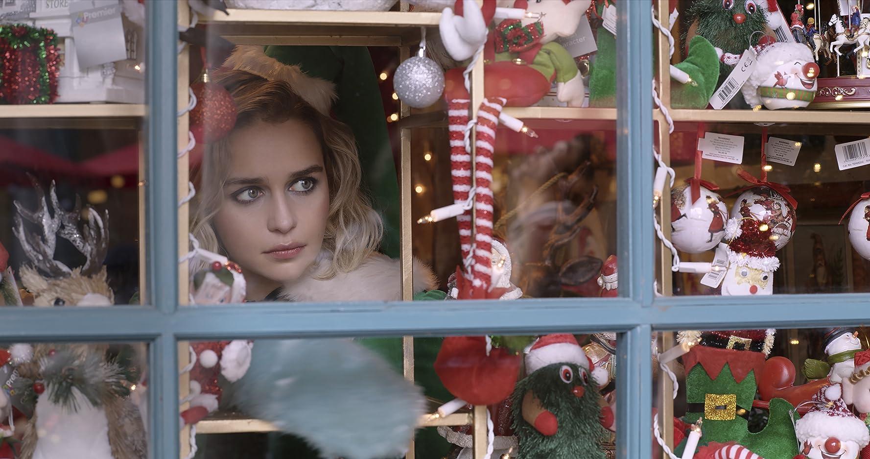 Emilia Clarke in Last Christmas (2019)
