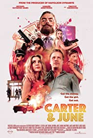 Timothy Omundson, Samaire Armstrong, and Michael Raymond-James in Carter & June (2017)