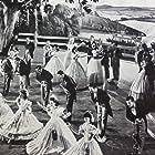 Ruth Clifford, Dante DiPaolo, Bob Mascagno, Milada Mladova, Michael Panaieff, Willard Van Simmons, and George Zoritch in Rhapsody in Blue (1945)