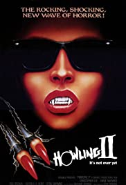 Howling II: ... Your Sister Is a Werewolf Poster