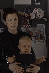 Sofie Klaesson and Alba Brontén in Comfort Him (2020)
