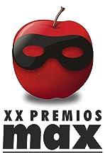 XX premios Max de las artes escénicas