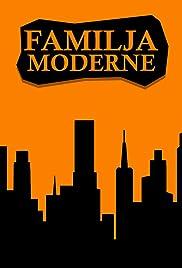 Familja Moderne Poster