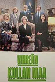 Asta Backman, Eeva Eloranta, Markku Huhtamo, Svante Korkiakoski, Paula Siimes, and Inga Sulin in Vihreän kullan maa (1987)