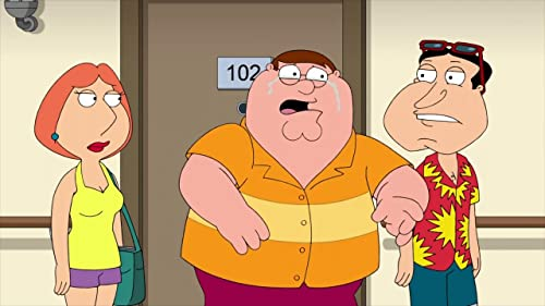 Family Guy: Peter Finds Out That Bob Welch Is Dead