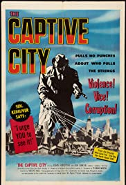 The Captive City Poster