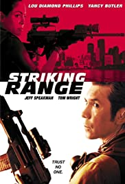 Striking Range Poster