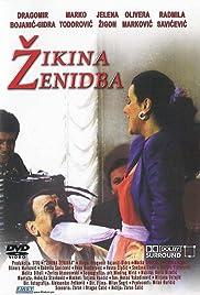 Zikina zenidba Poster