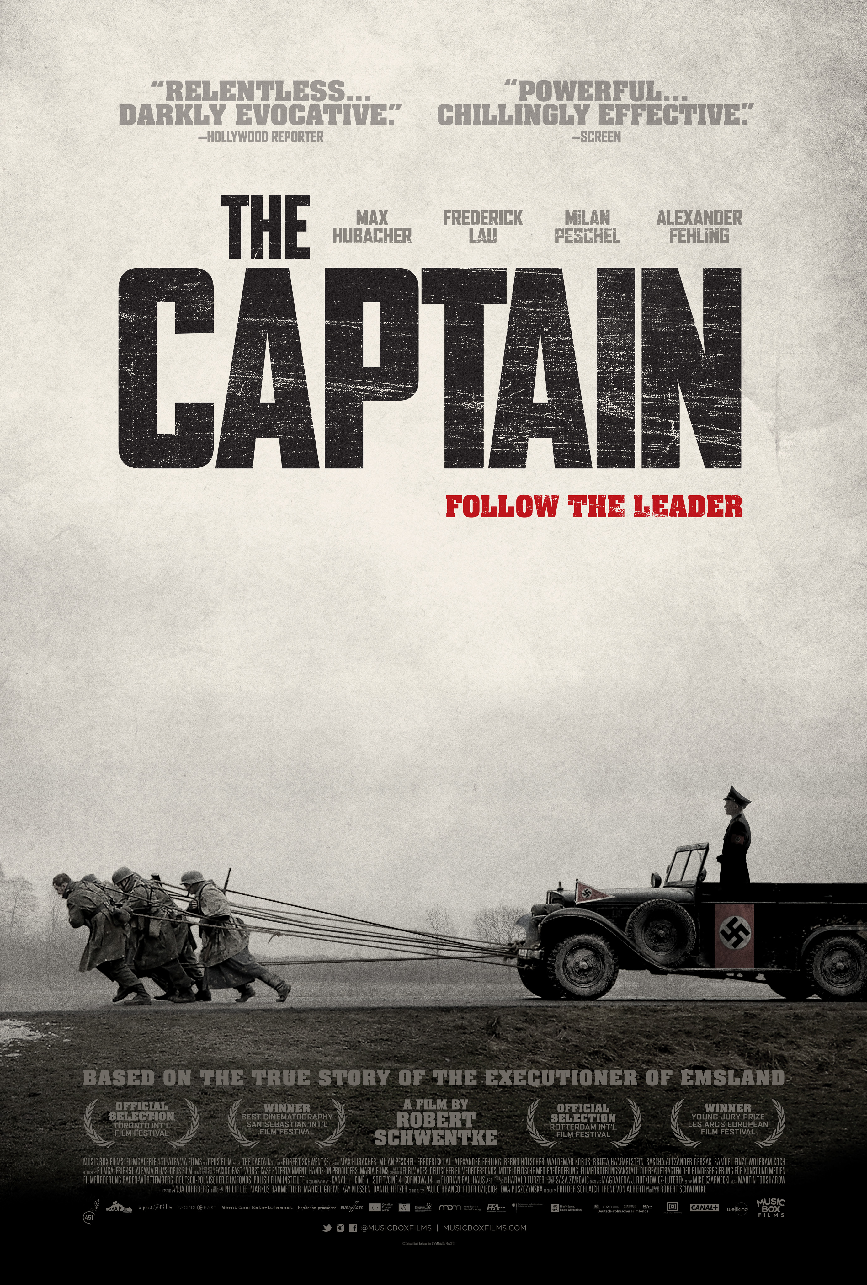 Image result for the captain poster