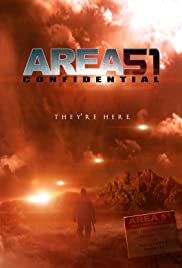 Area 51 Confidential (2011) starring Adrian Quihuis on DVD on DVD