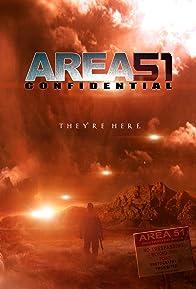 Primary photo for Area 51 Confidential