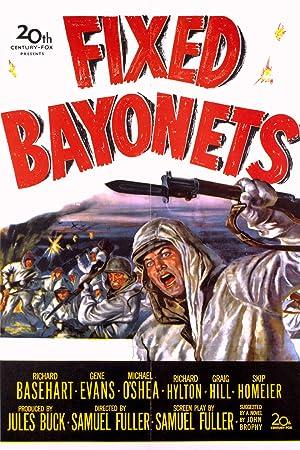 Where to stream Fixed Bayonets!