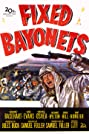 Fixed Bayonets! (1951) Poster