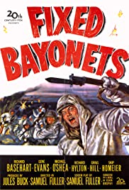 Fixed Bayonets! (1951) 720p