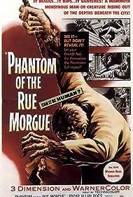 Patricia Medina in Phantom of the Rue Morgue (1954)