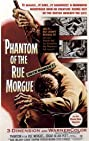 Phantom of the Rue Morgue (1954) Poster
