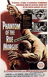 Watch online play movies Phantom of the Rue Morgue Edward Bernds [480x272]