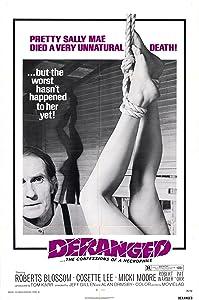 Divx movie trailers free download Deranged Kevin Connor [480x854]