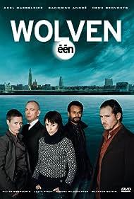 Gene Bervoets, Axel Daeseleire, Lotte Pinoy, Simone Milsdochter, and Maarten Goffin in Wolven (2012)