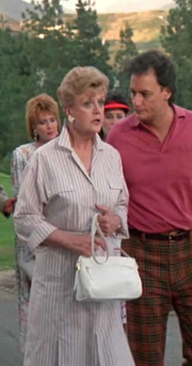 Murder She Wrote If The Frame Fits Tv Episode 1986 Imdb