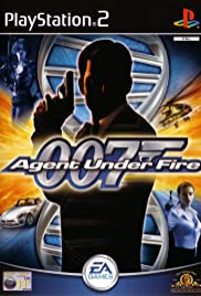 James Bond in Agent Under Fire Poster