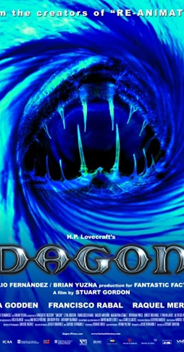 Subtitle of Dagon