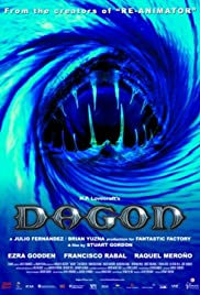 Dagon (2001) Poster - Movie Forum, Cast, Reviews