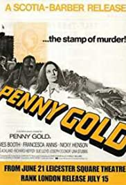 Penny Gold (1973) starring James Booth on DVD on DVD