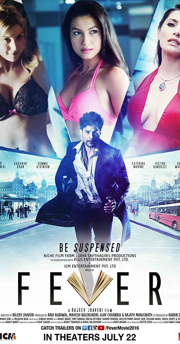 Fever 2016 Hindi Full Movie Download BluRay