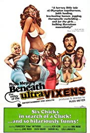 Beneath the Valley of the Ultra-Vixens(1979) Poster - Movie Forum, Cast, Reviews