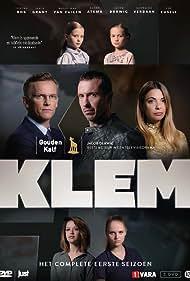 Barry Atsma, Jacob Derwig, and Georgina Verbaan in Klem (2017)