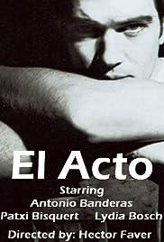 El acto Poster