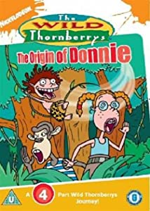 The Wild Thornberrys: The Origin of Donnie Anthony Bell