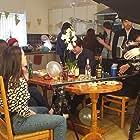Jack Burney, Chelsea Toye, Tom Ratcliffe, Halcyon Sheen, Mikyla Jane Durkan, and Freddie Bowerman in Ma (2020)