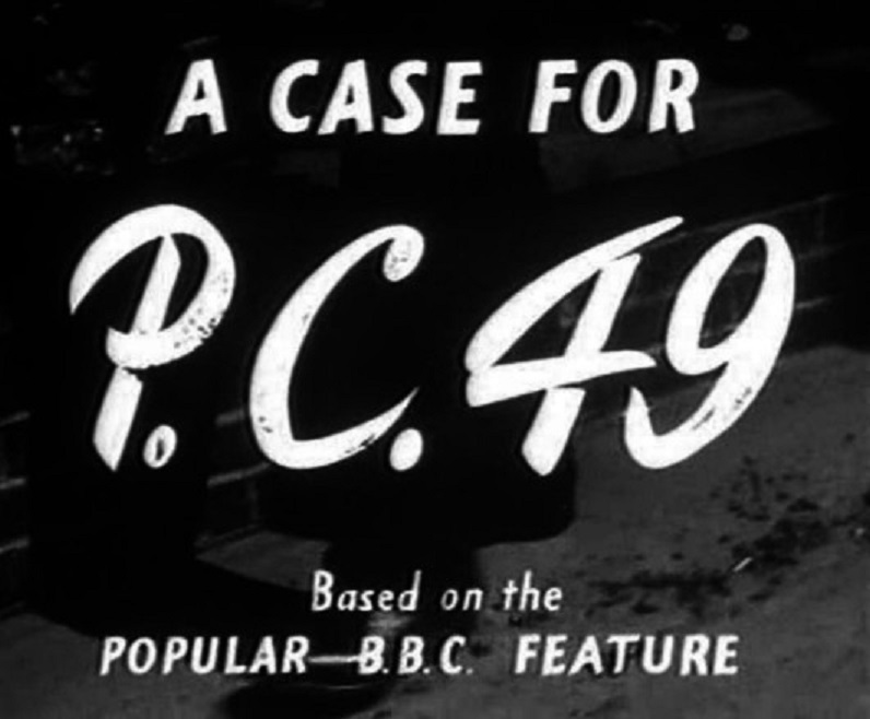 A Case for PC 49 (1951)