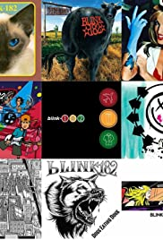 Blink 182 Live in Las Vegas Poster