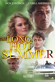 The Long Hot Summer Poster