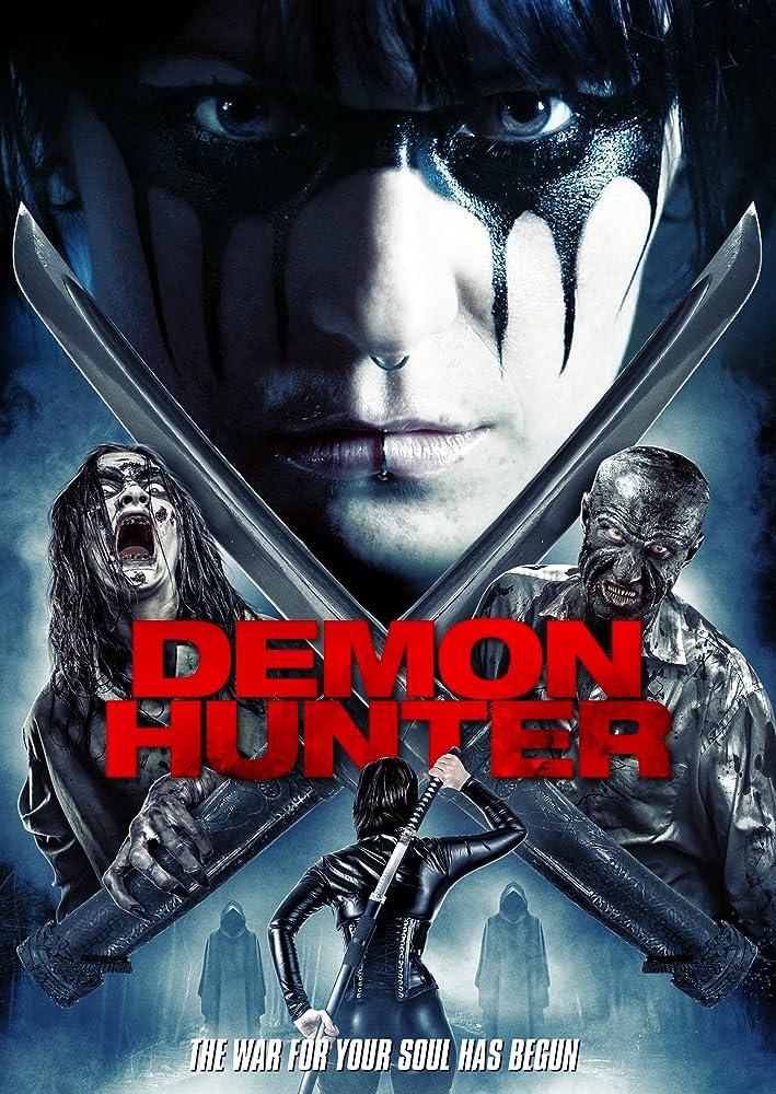 Demon Hunter 2016 English 720p HDRip 400MB Download